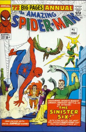 Amazing Spider-Man Annual