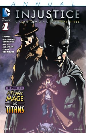 Injustice Gods Among Us Year Five 42 Read Injustice Gods