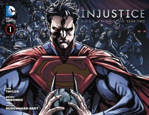 Injustice - Gods Among Us Year Two