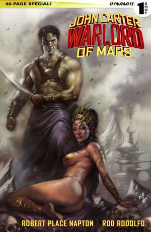 John Carter - Warlord of Mars 2015 Special