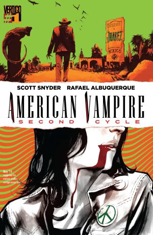 American Vampire - Second Cycle