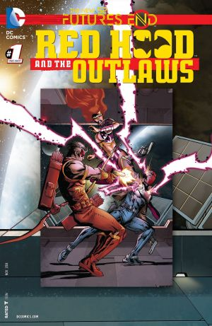 Red Hood and the Outlaws: Futures End