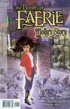 The Books Of Faerie - Molly's Story