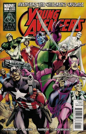 Avengers - The Childrens Crusade - Young Avengers (2010)