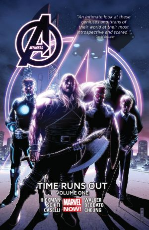 Avengers - Time Runs Out