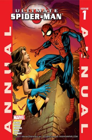 Ultimate Spider-Man - Annual (2005)