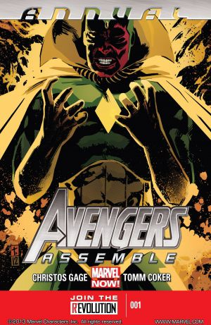 Avengers Assemble Annual