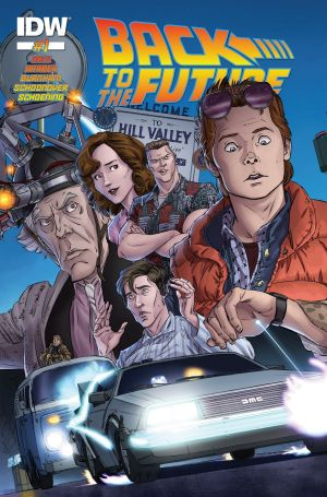 Back To the Future (2015)