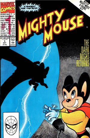 Mighty Mouse (1990)