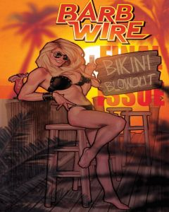 Barb Wire (1994)