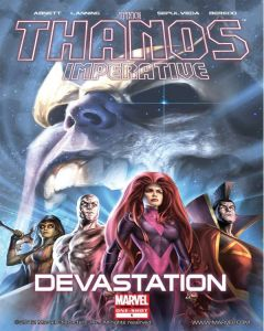 The Thanos Imperative: Devastation
