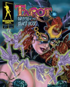 Tarot: Witch of the Black Rose