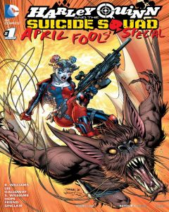 Harley Quinn & the Suicide Squad April Fool's Special (2016)