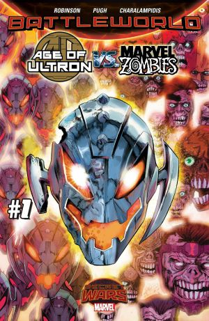 Age of Ultron Vs. Marvel Zombies