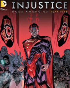 Injustice - Gods Among Us Year Five