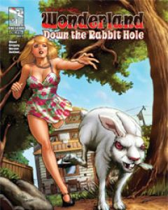 Grimm Fairy Tales presents Wonderland: Down the Rabbit Hole