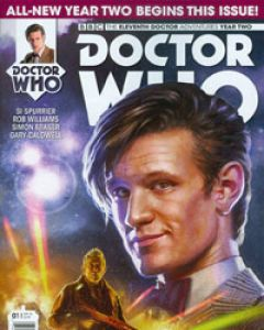 Doctor Who: The Eleventh Doctor Year Two