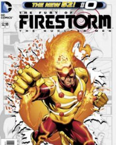 The Fury of Firestorm: The Nuclear Men