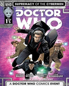 Doctor Who Event 2016: Doctor Who Supremacy of the Cybermen