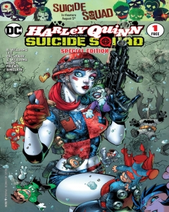 Harley Quinn & the Suicide Squad Special Edition (2016)