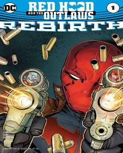 Red Hood and the Outlaws: Rebirth (2016)