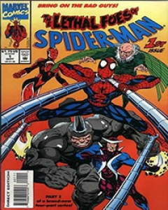 The Lethal Foes of Spider-Man