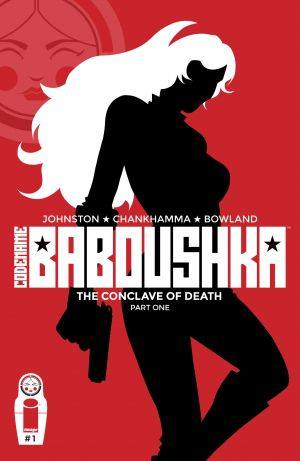 Codename Baboushka - The Conclave of Death (2015)