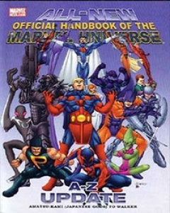 All-New Official Handbook of the Marvel Universe A to Z: Update