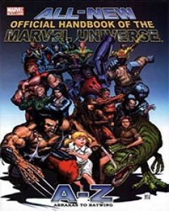 All-New Official Handbook of the Marvel Universe A to Z