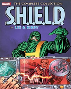 S.H.I.E.L.D. by Lee & Kirby The Complete Collection