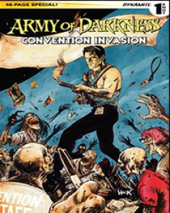 Army of Darkness: Convention Invasion