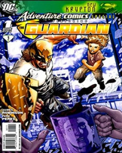 Adventure Comics Special Featuring The Guardian