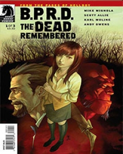 B.P.R.D.: The Dead Remembered