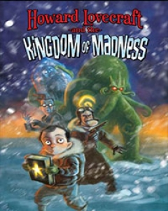 Arcana Studio Presents: Howard Lovecraft & The Kingdom of Madness