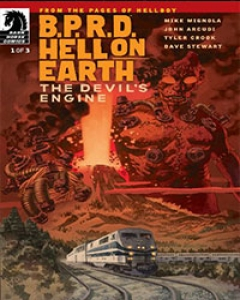 B.P.R.D. Hell on Earth: The Devil's Engine