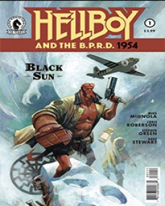Hellboy and the B.P.R.D.: 1954 -- Black Sun