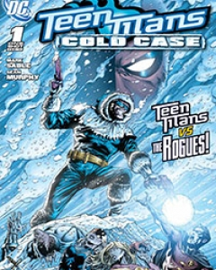 Teen Titans: Cold Case