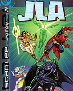 Just Imagine Stan Lee With Jerry Ordway Creating JLA
