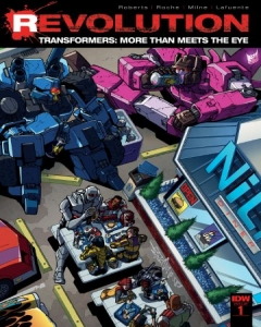 Transformers: More Than Meets the Eye: Revolution