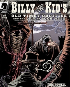 Billy the Kid's Old Timey Oddities and the Orm of Loch Ness