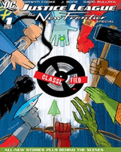 Justice League: The New Frontier Special