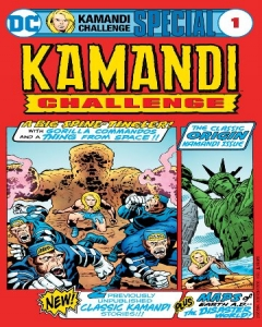 The Kamandi Challenge Special (2017)