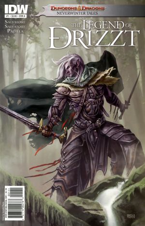 Dungeons & Dragons - Legend of Drizzt - Neverwinter Tales