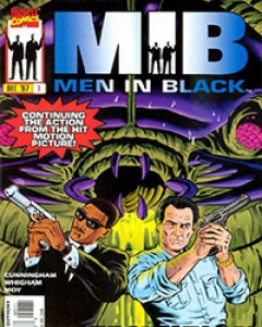 Men in Black: Retribution