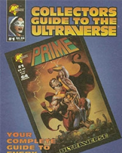 Collectors Guide to the Ultraverse