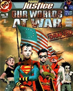 Young Justice: Our Worlds at War