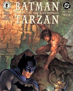 Batman/Tarzan: Claws of the Cat-Woman