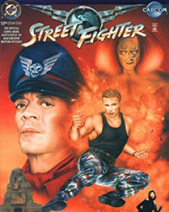 Street Fighter: The Battle For Shadaloo