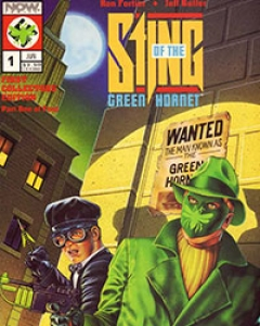 Sting of The Green Hornet