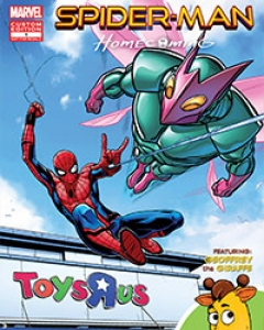 Spider-Man: Homecoming — Fight or Flight